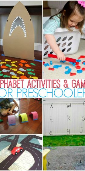ABC Games and Alphabet Activities that Teach!