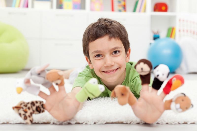 Fingerplays kids love