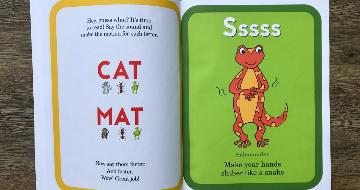 Books To Teach Reading And Letter Sounds Preschool Inspirations