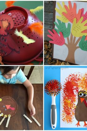 Hands-On Thanksgiving Activities for Kids