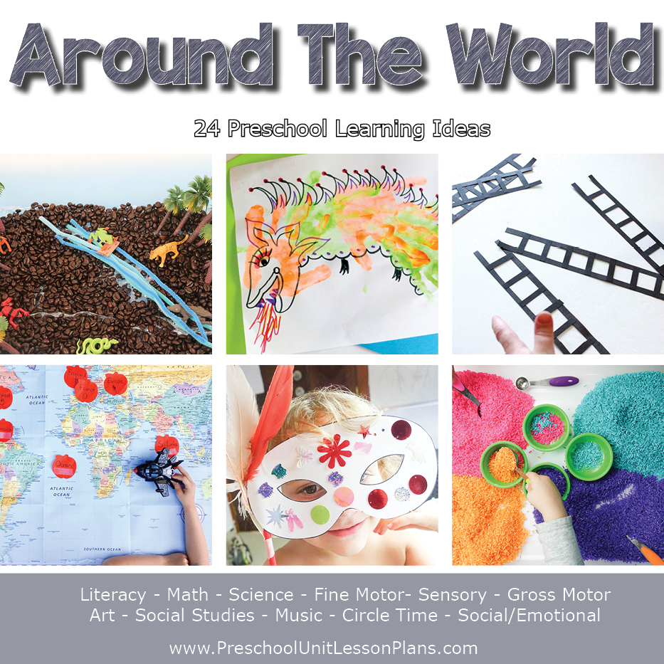 The Ultimate List of Preschool Themes - Preschool Inspirations