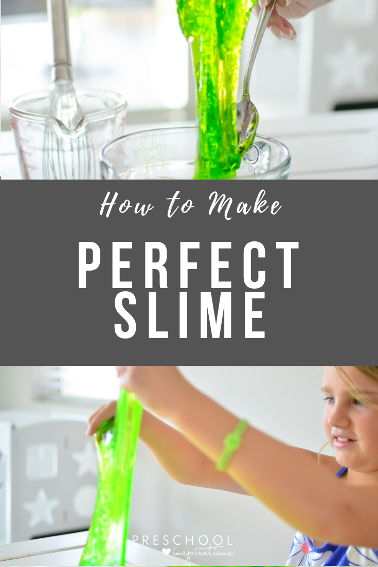 Tired of slime failures? Make perfect slime - the first time! Includes recipes with glue, borax, and more! #diyslime #kids #kidsactivities