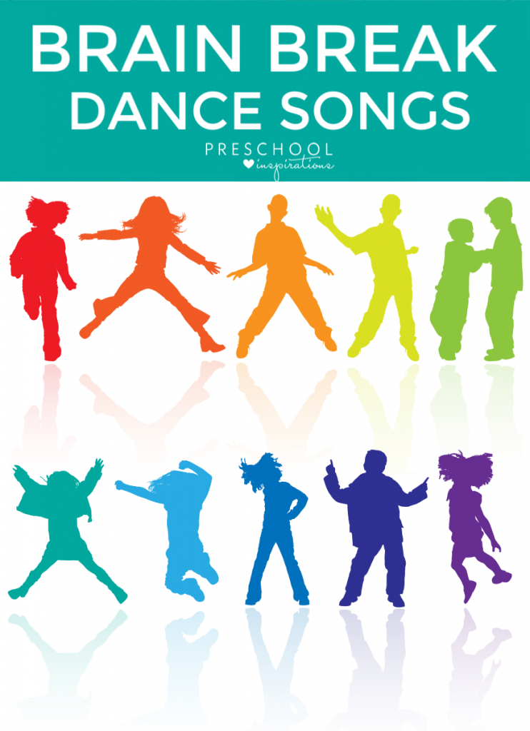 Brain Break Dance Songs for Kids