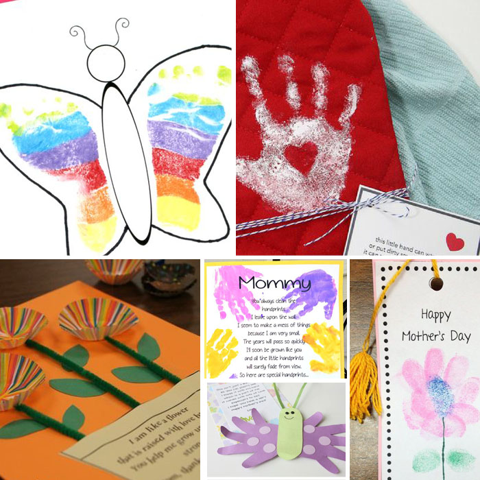 The Sweetest Diy Homemade Mother S Day Gifts Preschool