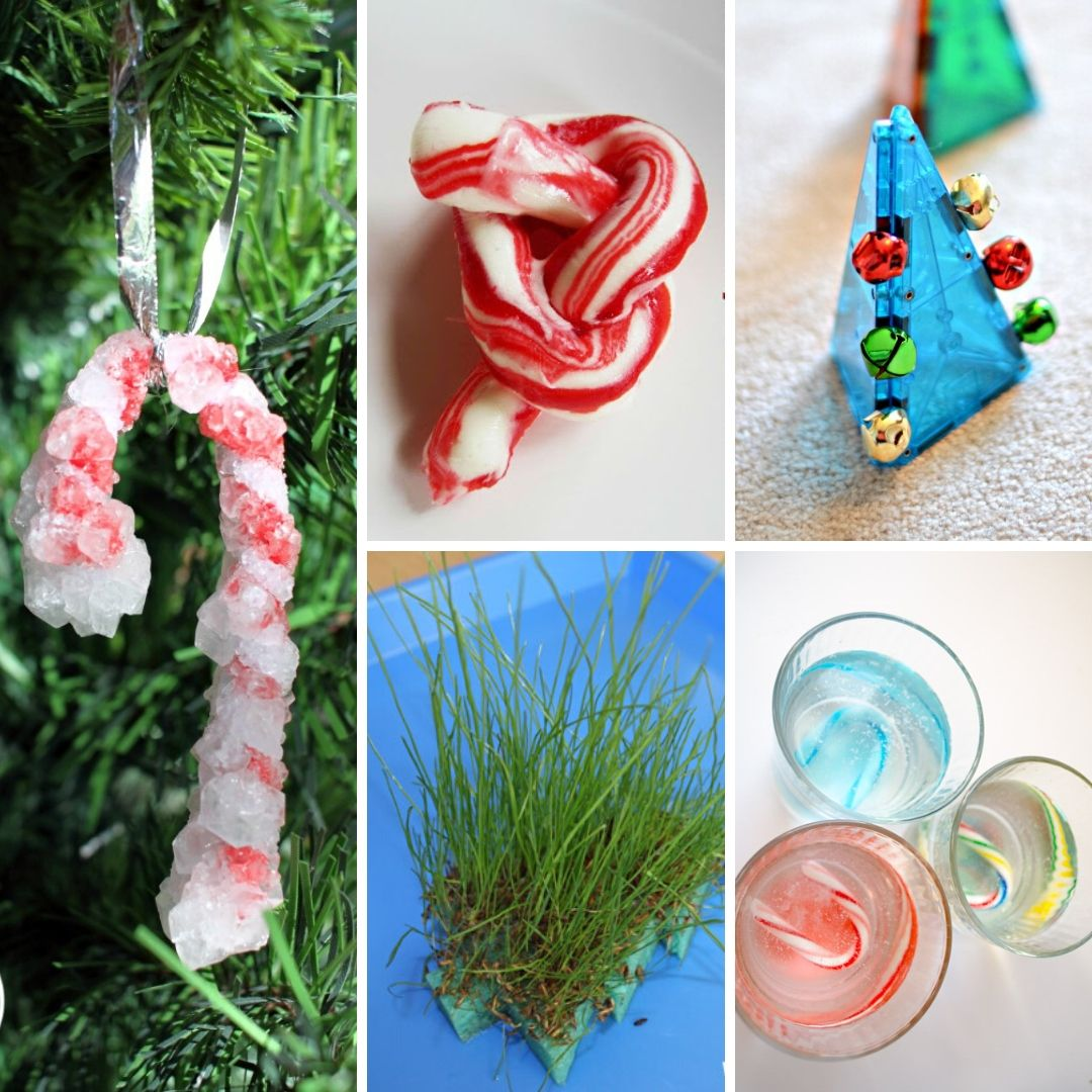 Christmas science activities for preschool