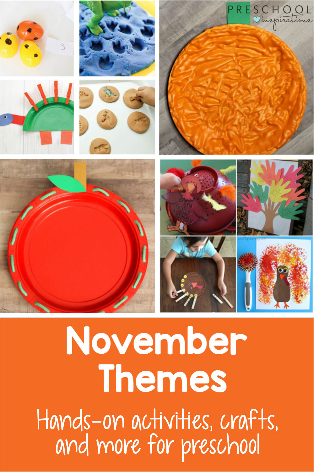 November Preschool Themes Preschool Inspirations