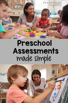 Early Childhood Assessments to make a teacher's life easier