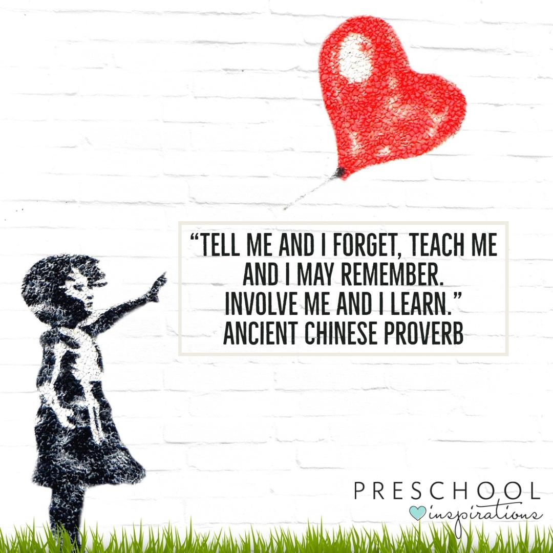 Inspiring Teacher Quotes Preschool Inspirations
