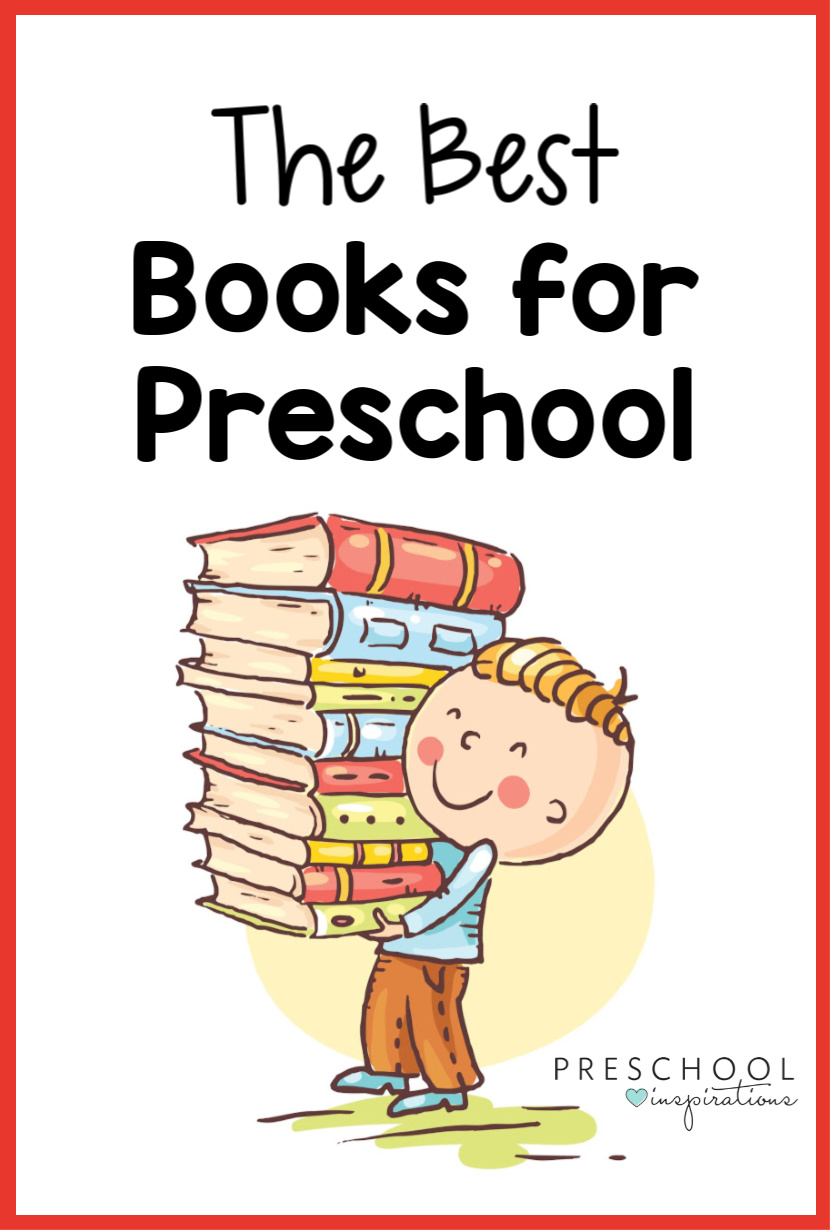 Find the best books for preschoolers, all in one place! A huge list with descriptions of read-aloud books, rhyming books, books on kindness, and many, many more!