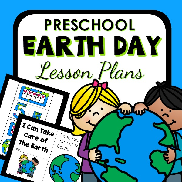 cover image for Preschool-Earth-Day-Lesson-Plans