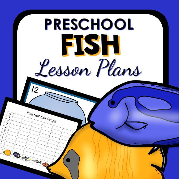preschool fish lesson plans cover image