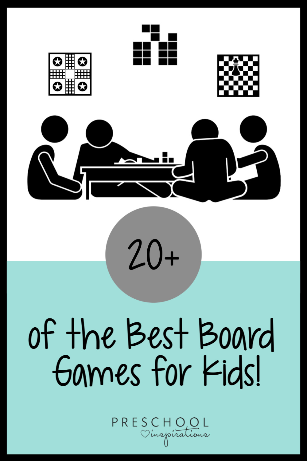 We love these board games for kids! Find new ideas for family game night or discover an old childhood favorite.
