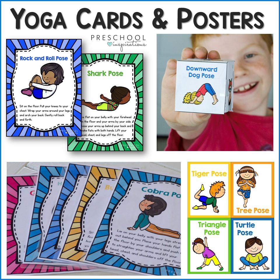 Yoga For Kids Preschool Inspirations