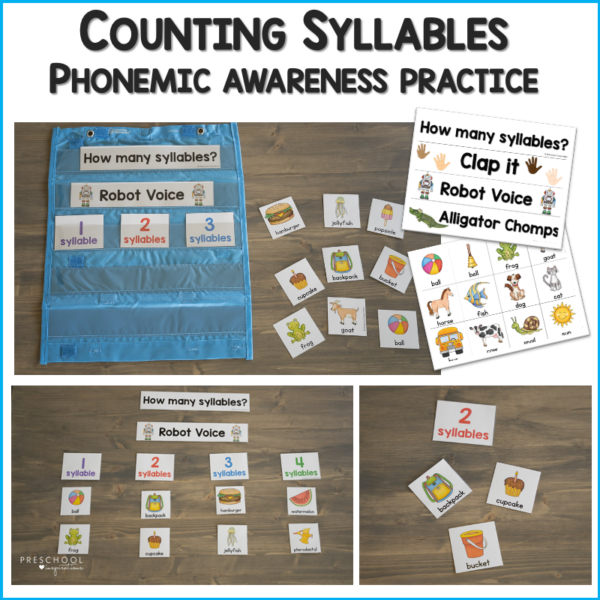 cover image for counting syllables product